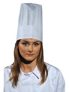 Czapka kucharska CZCOOK-LONG