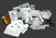 Wyposażenie apteczek pierwszej pomocy
