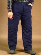 Spodnie ocieplane SPTOGZ