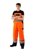 Spodnie robocze  LH-BIBWINTER
