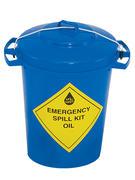 Zestaw sorbentów OIL-SPILL90